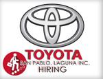 Toyota San Pablo, Laguna, Inc.