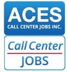 Logo ACES CALL CENTER JOBS INC.
