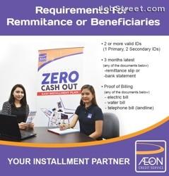 Credit Verifier Team Leader Job - AEON Credit Service