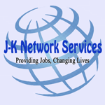 J-K Network Services's logo