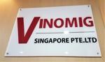 Lowongan Vinomig Singapore Pte. Ltd.